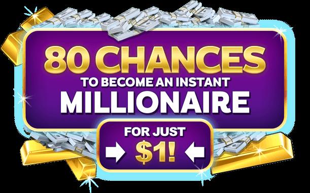 zodiac casino 80 extra chances to win