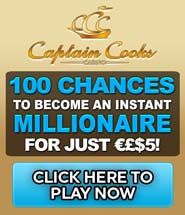 Captain Cook Casino KГјndigen