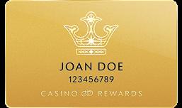 casino rewards vip karte aktivieren