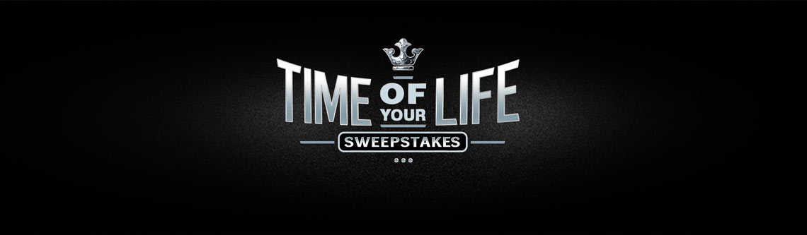 casino rewards time of your life