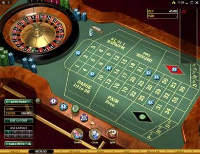 Online roulette 1500