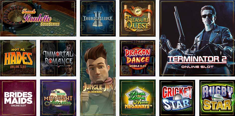 Luxury Casino Online